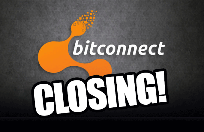 BitConnect Officially Shuts Down